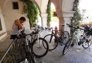 3. Etappe Augustour 2014: Alle Arten von Räder