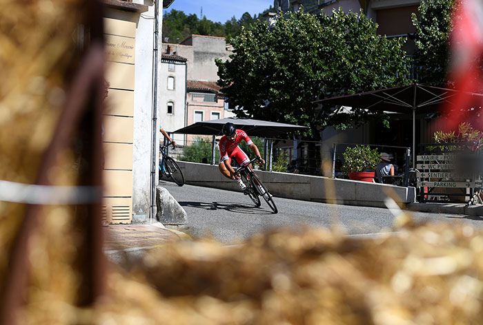 Quillan Cycling Crit Race Nacer Bouhanni