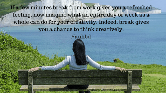 Burnout and breakthroughs meaning