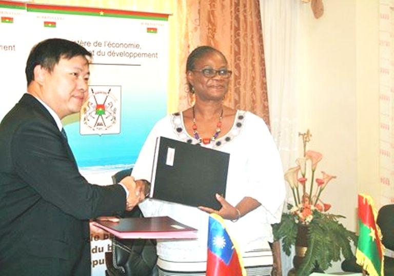 Burkina-Chine/Taïwan: Les deux délégations  satisfaites des réalisations