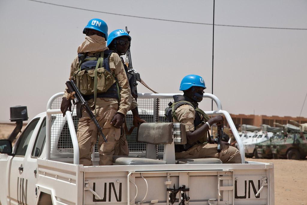 MINUSMA : quatre casques bleus et un soldat malien tués dans deux attaques