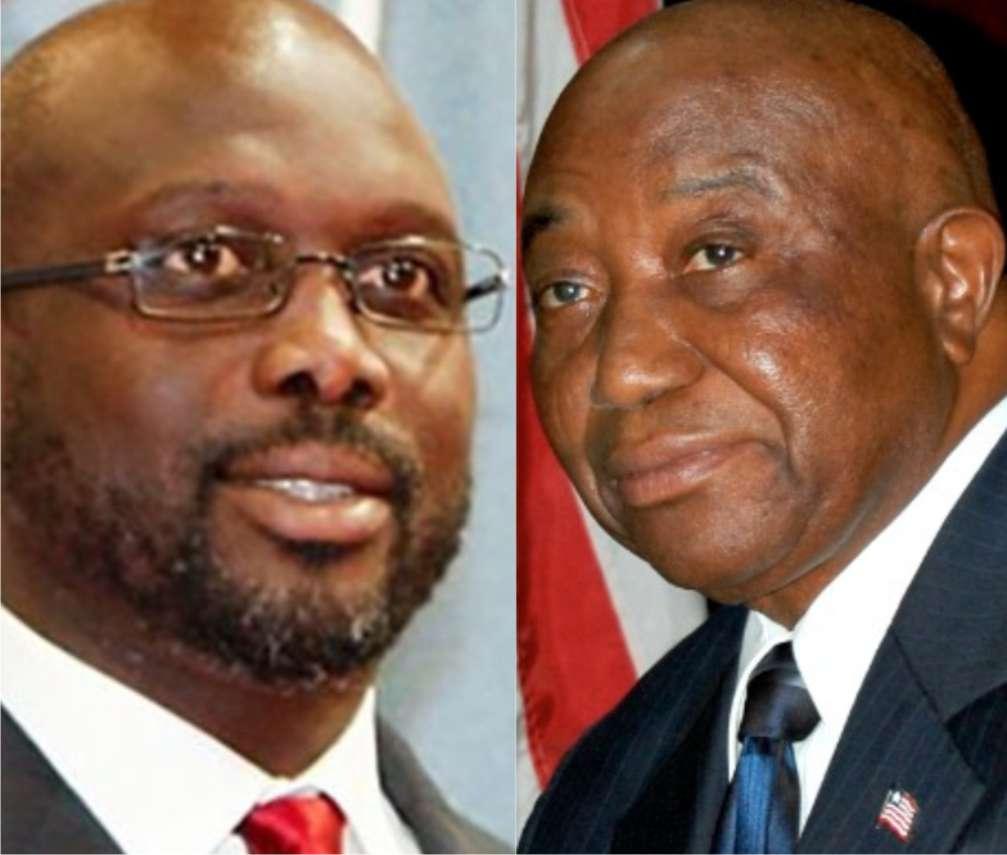 2nd tour présidentielle libérienne : Mardi-vérité aux portes de l'Executive Mansion