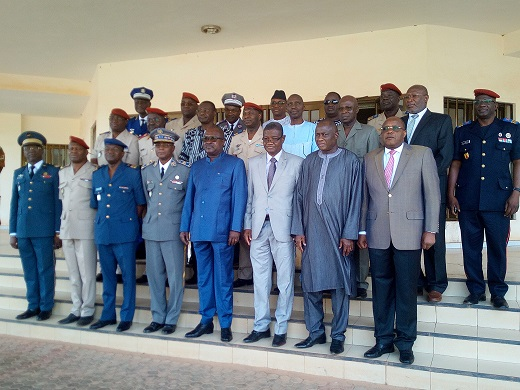 2e CASEM du Ministère de la défense :  Budget, situation sécuritaire au menu