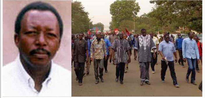 Assassinat de Norbert Zongo  : La 19e gerbe a été déposée
