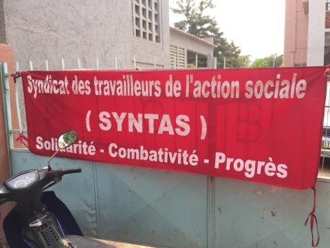 Ministère de l'Action sociale : Le SYNTAS annonce 96 heures de grève