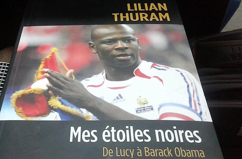 Ciné droit livre :  Lilian Thuram parle de ses étoiles noires, de Lucy à Barack Obama
