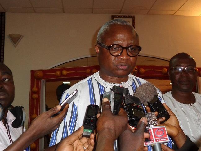 Mairie de Ouagadougou :  Retour de la sérénité à l'Hôtel de ville