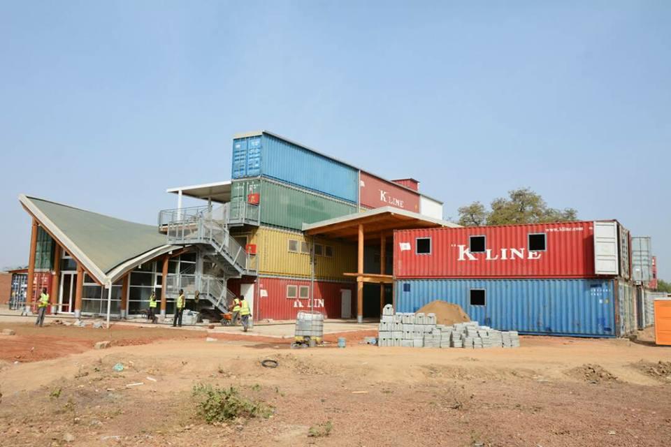 Visite du Centre de formation polyvalente de Loumbila  :«D'ici à vendredi tout sera prêt pour l'inauguration» Alpha Barry