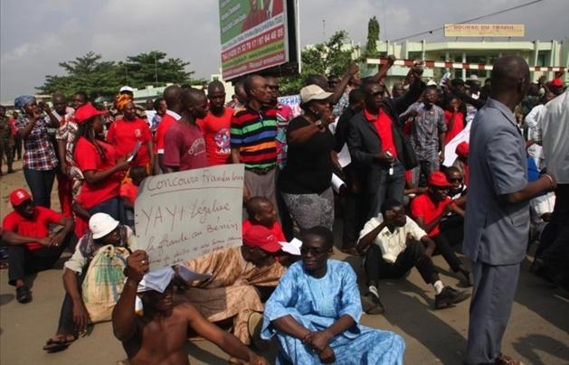 Grèves au Bénin :  Jusqu'où tiendra Talon face à la fronde tous azimuts ?