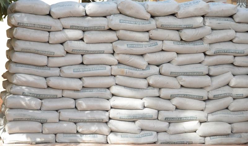 Lutte contre la fraude :  28 tonnes de ciment saisies