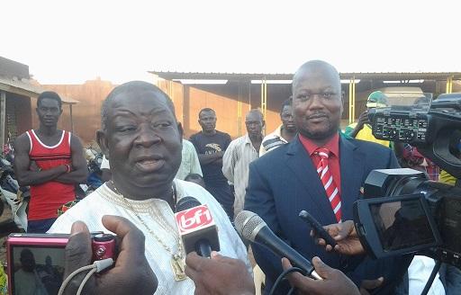 ASFA-Yennenga :  Et si le président Sancho démissionnait ?