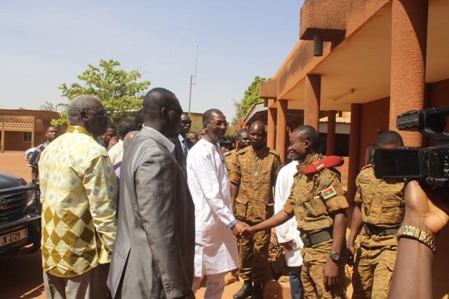 Attaque de l'état-major général des armées : L'Assemblée nationale aux côtés des soldats
