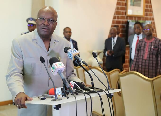 Séjour indien du président du Faso : «Une mission brève, mais très positive» Roch Marc Christian Kaboré