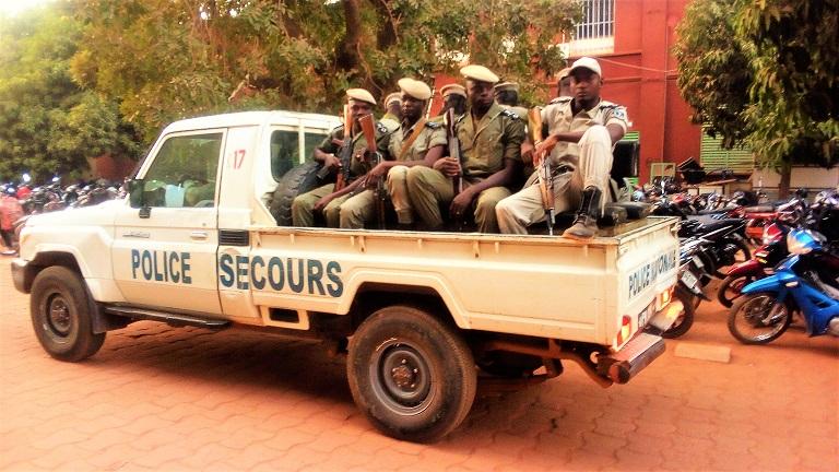 Bobo-Dioulasso: après les tirs sur un tricycle la police s'explique