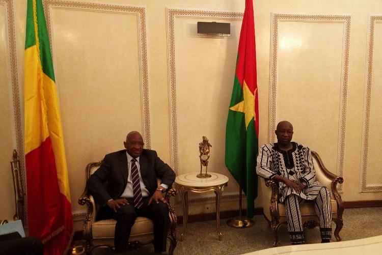 Coopération Burkina-Mali :  Le PM malien à Ouagadougou pour renforcer les liens bilatéraux