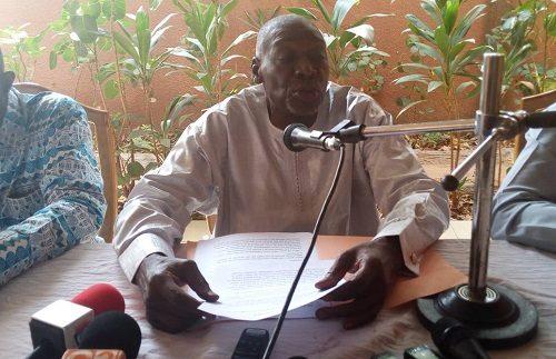 Rentrée politique du PITJ  Soumane Touré charge les autorités coutumières et religieuses