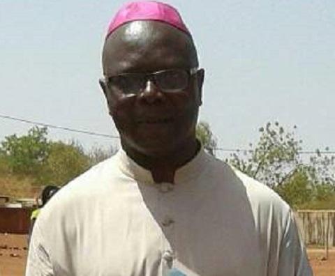 Religion: Abbé Prosper Ky nommé évêque du diocèse de Dédougou
