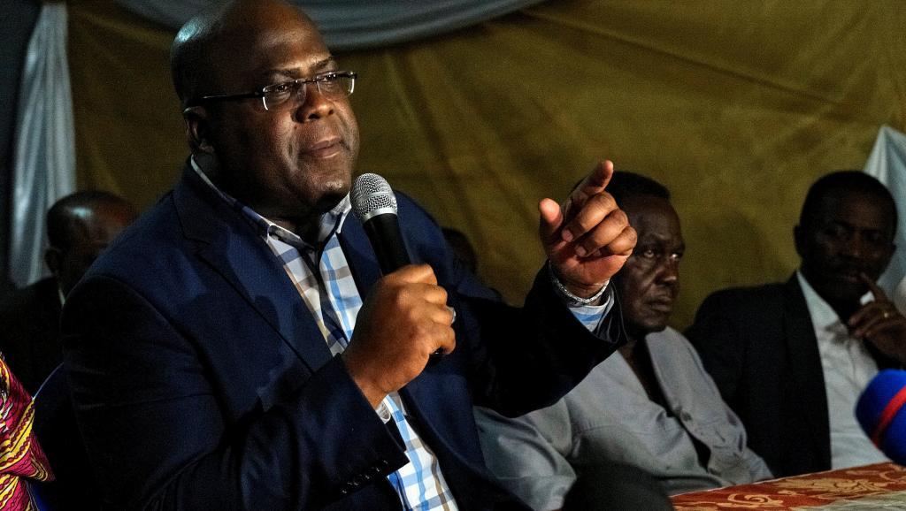 Premier meeting du candidat Félix Tshisékédi : Parricide outre-tombe ''d'un fils de''