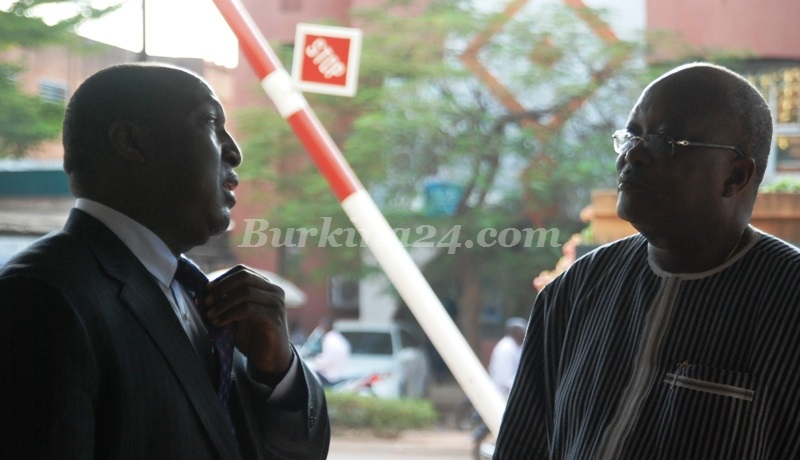 Politique: le Face-à-face entre Roch et Zèph aujourd'hui