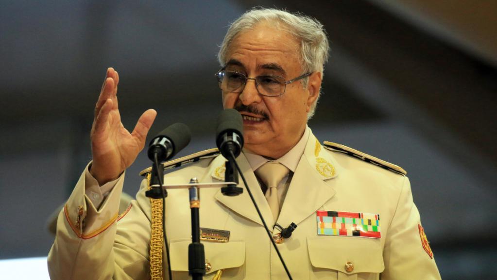 Offensive anti-djihadiste à Derna : Le maréchal Haftar est bien vivant!