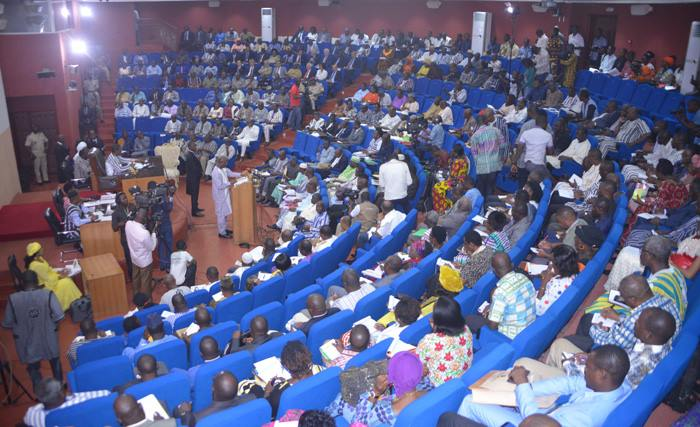 Vote du Budget de l'Etat, gestion 2020 – Recettes: 2233316662 – Dépenses: 2518466662