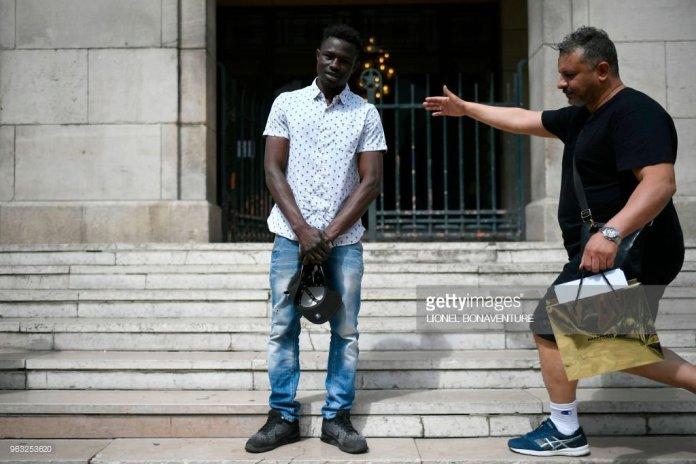 France: Mamoudou Gassama reçoit la plus haute distinction de la Ville de Paris