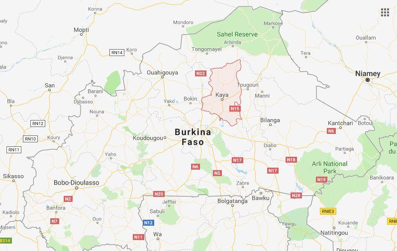 Province du Sanmatenga: l'école de Bafina incendiée par des assaillants