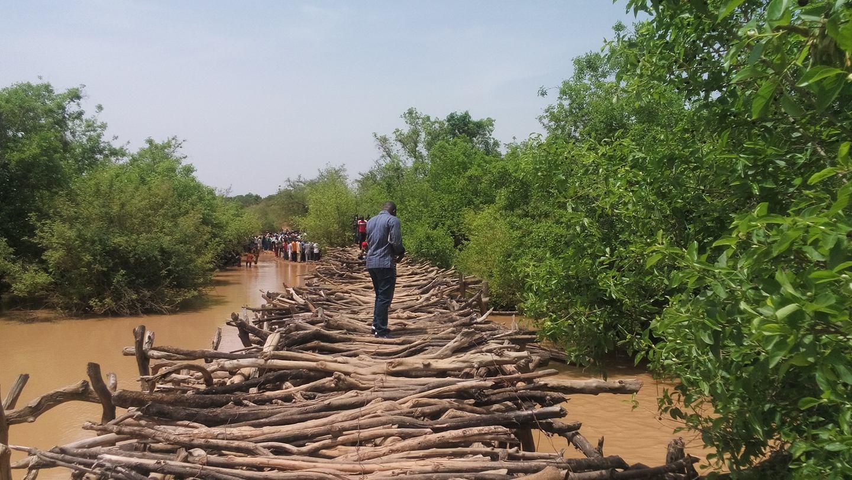 Pont en bois de Poa: A pas de caméléon dessus Bougouma promet… un nouvel ouvrage