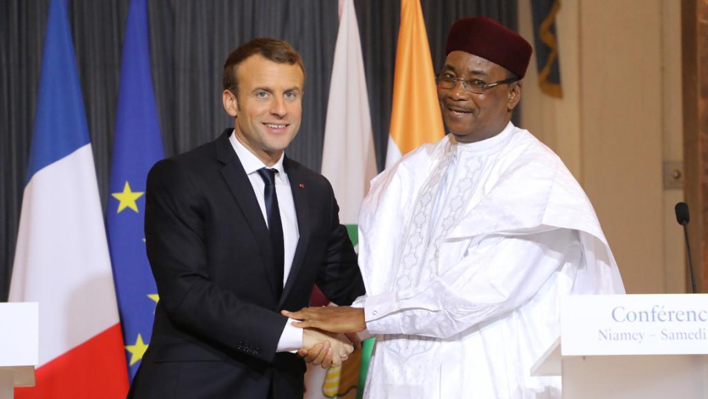Mahamadou Issoufou en France : Pas à Canossa, mais sûrement à Confesse!