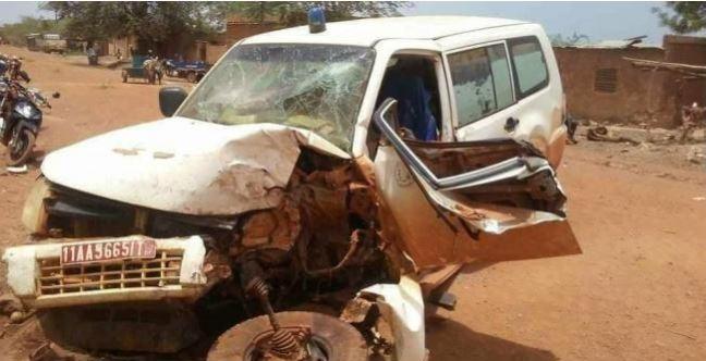 Kongoussi : une femme en travail meurt dans l'accident de l'ambulance qui la transportait