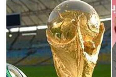 Coupe du monde Russie 2018: L'Afrique rentre de travers!