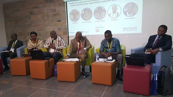 6e Forum Africapacités: Réconciliation et cohésion nationale en débat