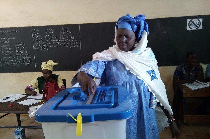 Présidentielle malienne: Nerfs à fleur de vote, insécurité et fichier électoral crisogène