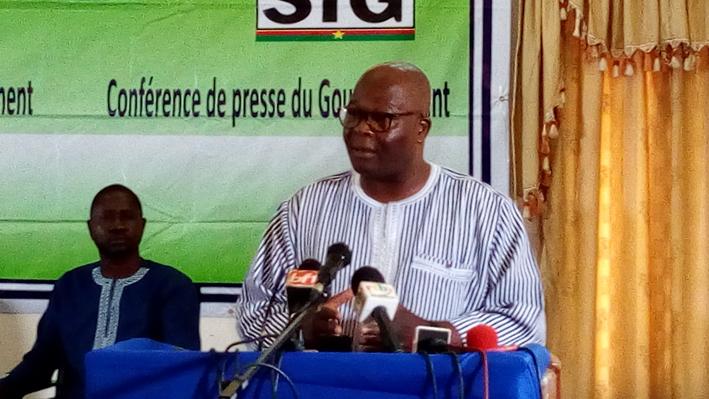 Vote de la diaspora: «La carte consulaire n'est pas égale à la CNIB »,Siméon Sawadogo
