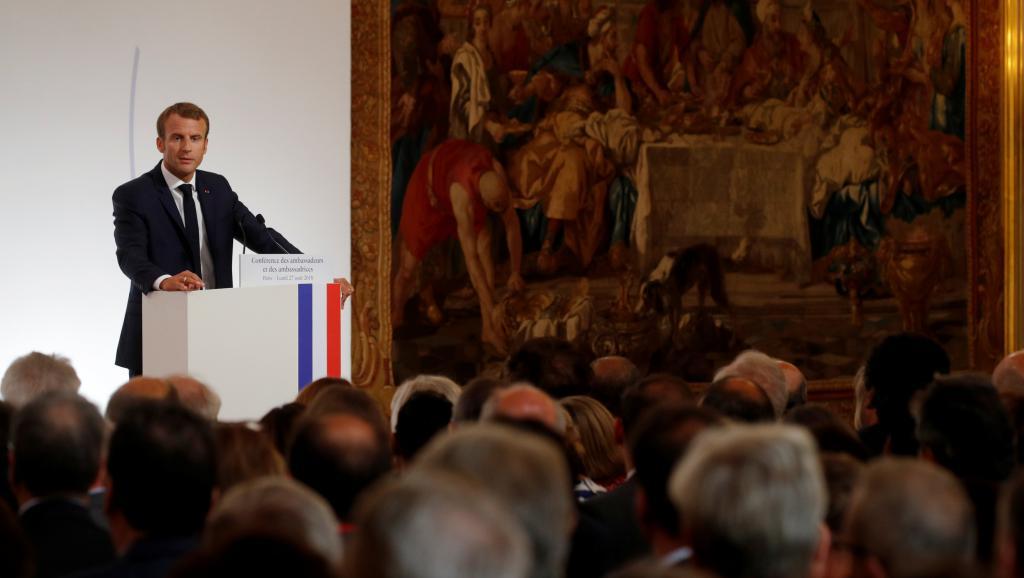Conférence des ambassadeurs en France | Il y a bien une politique française au Sahel: Barkhane