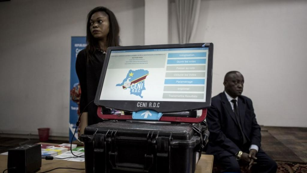 RDC : Machine à voter ou  à tricher ?