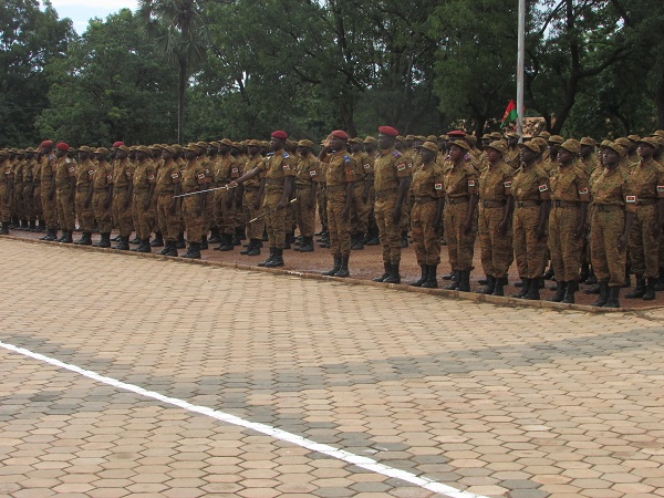GIFA: 1 098 soldats opérationnels