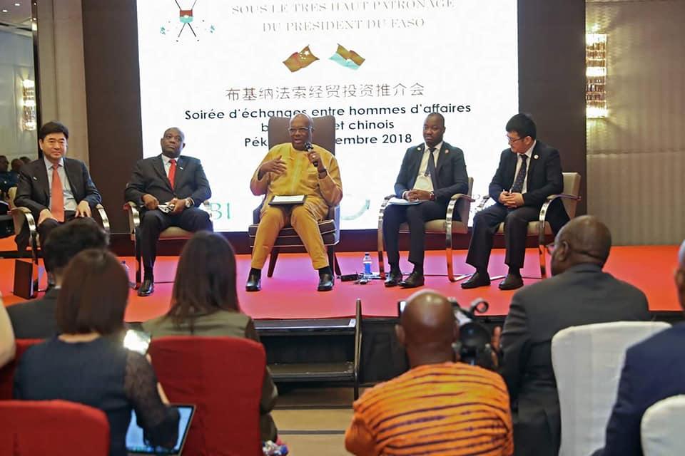 Visite d'Etat du président du Faso en République populaire de Chine : Roch Marc Christian Kaboré est arrivé à Shanghai