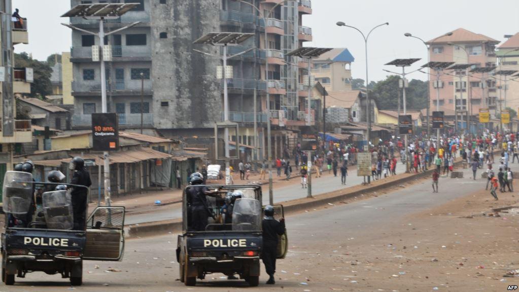 Guinée : un mort lors d'une manifestation de l'opposition