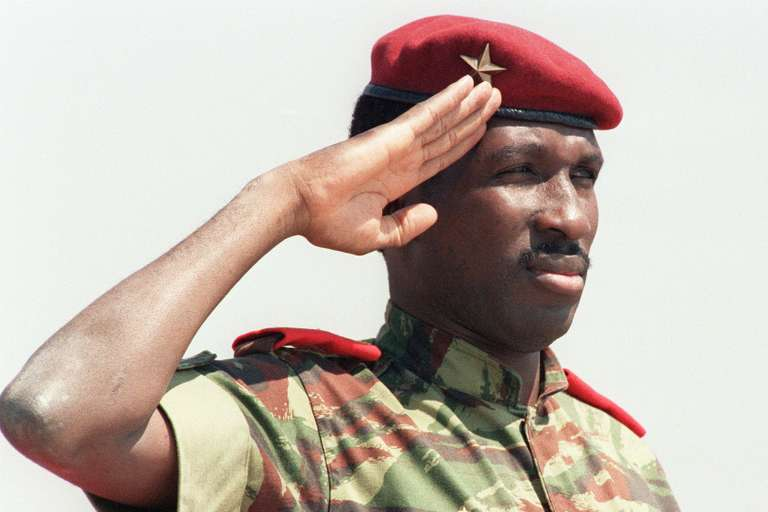 Burkina Faso: La statue du président Sankara sera dévoilée ce samedi