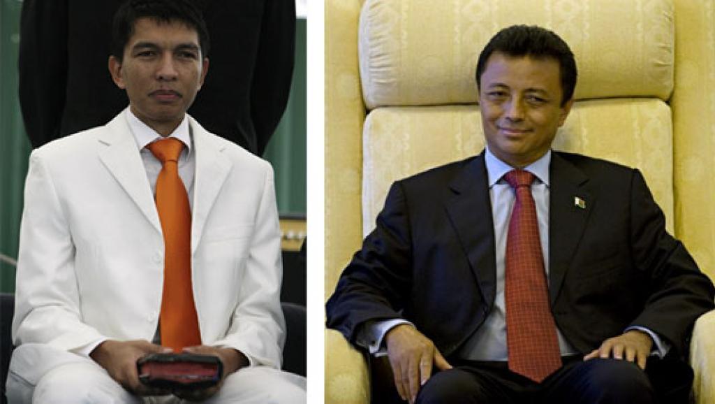Rajeolina # Ravalomanana au 2nd tour à Madagascar :  Duel à mort entre deux sauriens de l'océan indien