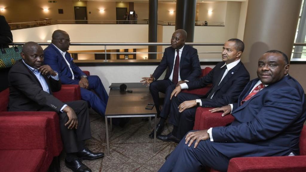 Retrouvailles des 5 opposants congolais à Bruxelles: Désormais 3 contre 2