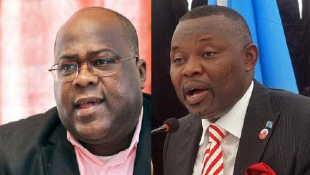 RD Congo: Tshisekedi et Kamerhé deux «judas» qui crucifient l'opposition