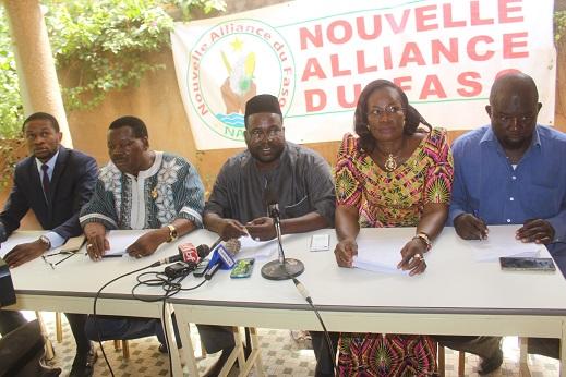 NAFA  :«De la solution,Roch devient le problème»