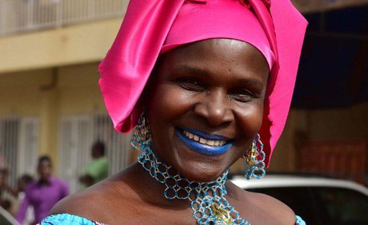 Sotigui Award: Naky Sy Savané remporte le prix de la meilleure actrice de l'Afrique de l'ouest