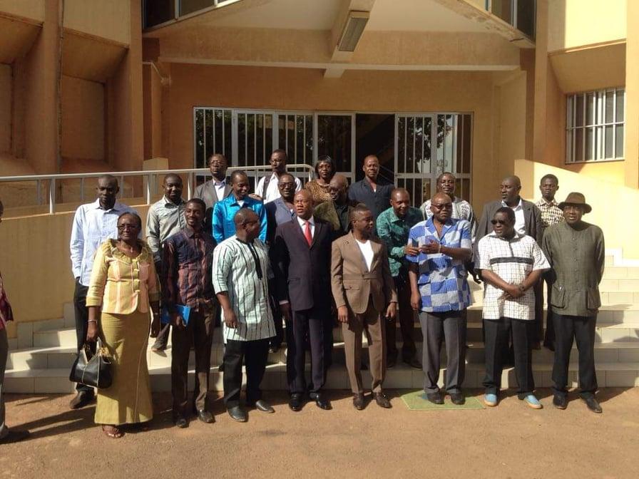 Rencontre ASCE-LC et OSC: Pour une synergie d'action dans la lutte contre la corruption au Burkina