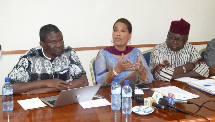 Polémique sur la statue de Thomas Sankara: L'oeuvre sera achevée dans 2 mois