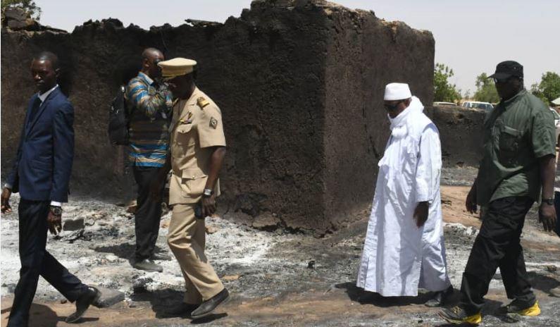 Le «plus jamais ça» d'IBK à Ogossagou au Mali : Une antienne galvaudée
