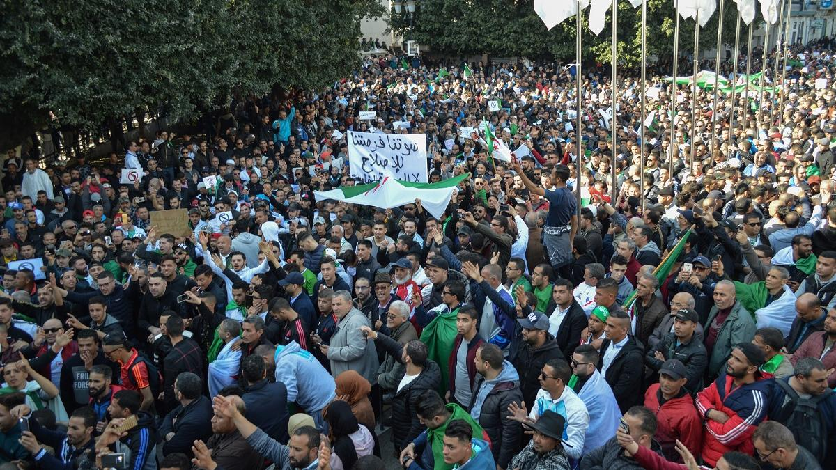 Algérie: Une révolution tranquille en marche