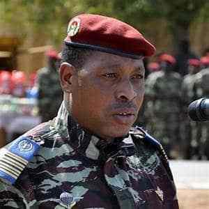 Cl-major Boureima Kiéré au téléphone: «Le grade de général de Zida n'est pas réglementaire»